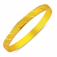 Duman 14 Ayar Altın 7.50 Gr Hediyelik Bilezik 7Mm Sgb42-67385