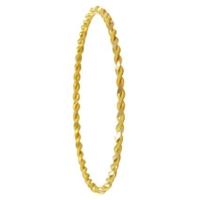 Sembol Gold 22 Ayar Altın 13.00 Gr Bilezik 2'li Burma Sg42-31855
