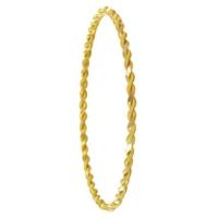 Sembol Gold 22 Ayar Altın 11.00 Gr Bilezik 2'li Burma Sg42-31853
