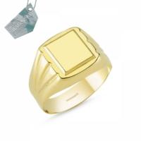 Sembolgold Bayceo Altın Erkek Yüzük Sg-42-Ad0021