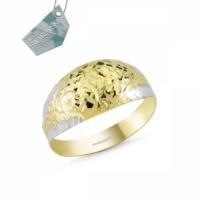 Sembolgold Altın Şık Tasarım Yüzük Sg42-018316 22
