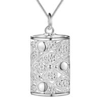Myfavori Kolye Gümüş Kaplama Şık Zarif Kolye 3211 Bc