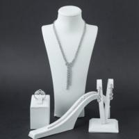 Takıhan 925 Ayar Gümüş Zirkon Taşlı Yuvarlak Model Set