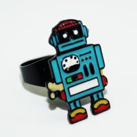 Cadının Dükkanı Robot Yüzük Hjlmsvyz48