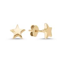 Altınsepeti Rose Altın Küçük Yıldız Küpe As257Kpr2