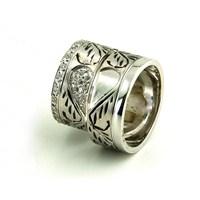 Berk Kuyumculuk Gümüş Alyans 5794(çift)