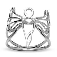 Ariş Pırlanta Gümüş Barış Meleği Mikail Yüzük
