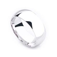 Tekbir Silver 925 Ayar Gümüş Rodyumlu Alyans WRG97100026