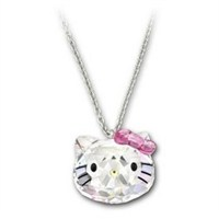 Monemel Swarovski® Hello Kitty Kolye