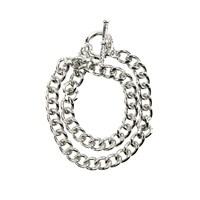 Chiccy Gümüş Zincir Bileklik