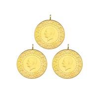 3'lü Yarım Altın Paketi Eski Tarihli (Kulplu)