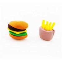 Cadının Dükkanı Hamburger-Patates Kızartması Çocuk Küpe