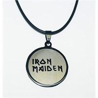 Cadının Dükkanı Iron Maiden Kolye