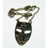 Cadının Dükkanı Maske Bayan Kolye