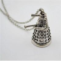 Köstebek Doctor Who Dalek Kolye