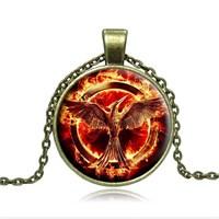 Köstebek Hunger Games Kolye