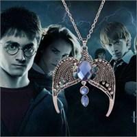 Köstebek Harry Potter Ravenclav Horcrux Eagle Crown Kolye