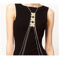 Modalina Özel Tasarım Elbise Takısı