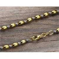 14 Ayar Altın Bileklik Zinciri Zn0052