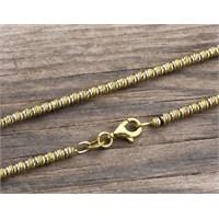 14 Ayar Altın Bileklik Zinciri Zn0049