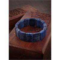 Dr Stone Kadın Lapis Lazuli Bileklik Hdr20