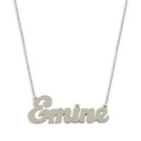 Fame Jewellery İsim Kolye