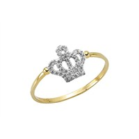 Melis Gold Altın Taşlı Yüzük AY0000161