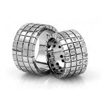 Berk Kuyumculuk Gümüş Alyans 5550 (Çift Fiyatı)
