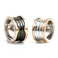 Berk Kuyumculuk Gümüş Alyans 5505 (Çift Fiyatı)