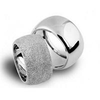 Berk Kuyumculuk Gümüş Alyans 5531 (Çift Fiyatı)