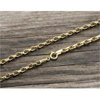 eJOYA 14 Ayar Altın Bileklik Zinciri Zn0060kdgm