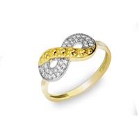 Melis Gold Sonsuzluk Yüzük Ay0000200