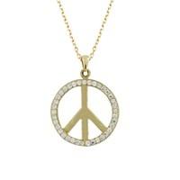 Altınsepeti Altın Barış Kolye As641kl