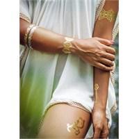 Chıctat Sunlıght Kıss Mücevher Dövme Takı 4 adet 14*21 cm