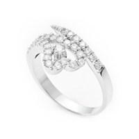 ITS 925 Ayar Gümüş Çoktaşlı Kadın Yüzüğü   LRG47138007
