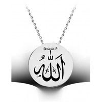 Aslaner Madalyon Gümüş Kolye