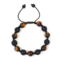 Mammade Tiger Eye & Mat Onyx