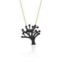 Glorria 14 Ayar Altın Hayat Ağacı Kolye