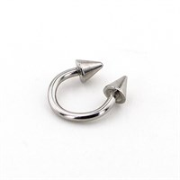 Solfera Çelik 316L Küçük Boy Kaş Piercing P161