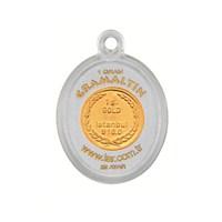 IAR 22 Ayar Yuvarlak Altın
