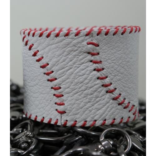Onka Tasarım Beyzbol Topu Deri Bileklik