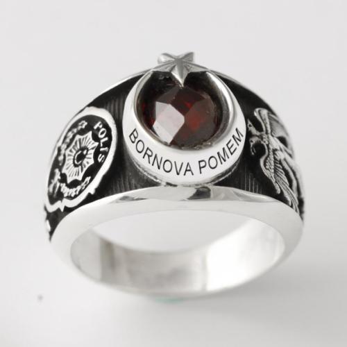 Anıyüzük Bornova Pomem Yüzüğü