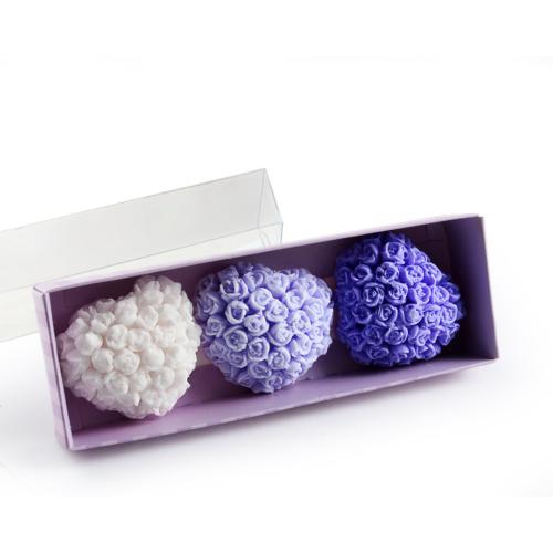 Ejoya Gifts Kokulu Sabun Hediye Paketi Gülden Kalpler