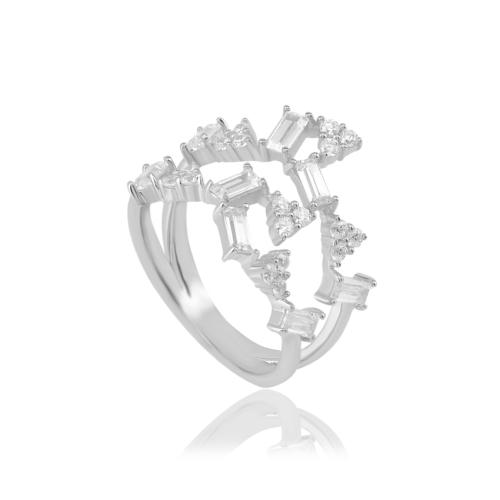 Coşar Silver Yüzük Gümüş