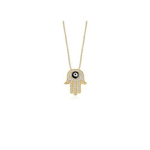 Ferreguer Diamond Kolye 14 Ayar Altın AT200160