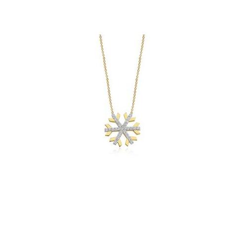 Ferreguer Diamond Kolye 14 Ayar Altın AT200166