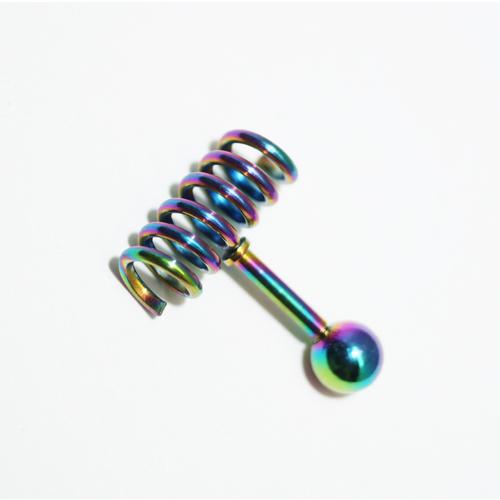 Cadının Dükkanı 316L Cerrahi Çelik Neon Yay Kulak Piercing