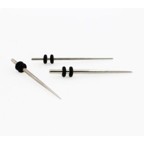 Cadının Dükkanı 316L Cerrahi Çelik Taper Kulak Piercing