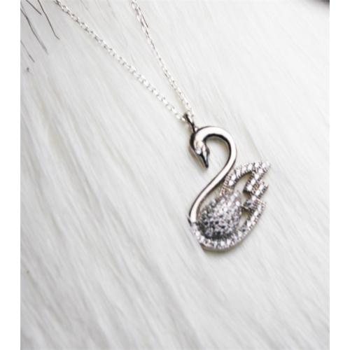 Else Silver Pelikan Gümüş Kolye