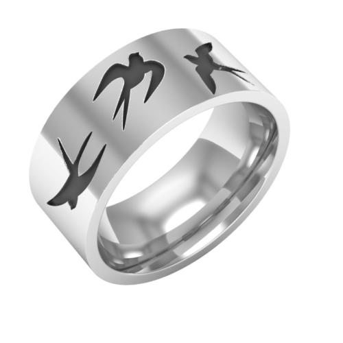Ashyl Kırlangıç Gümüş Alyans, Kuş Alyans